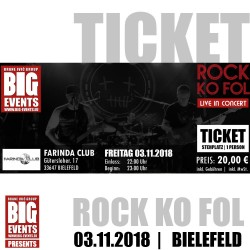 ROCK KO FOL 2018 - Live...